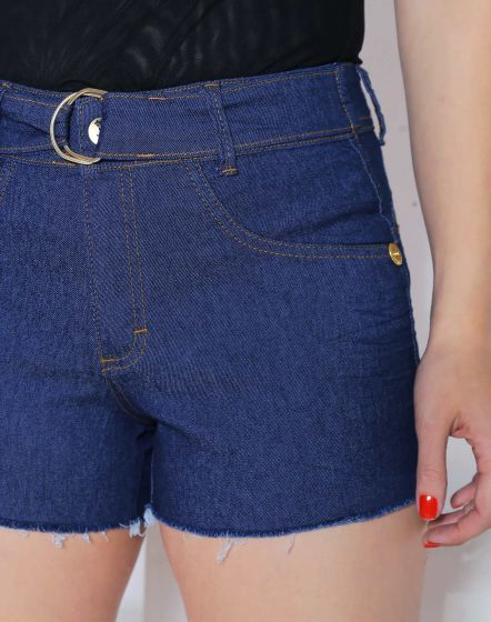 SHORT HOT PANT COM STRETCH
